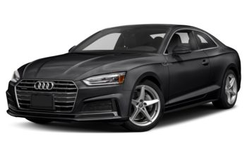 2019 Audi A5 - Manhattan Grey Metallic