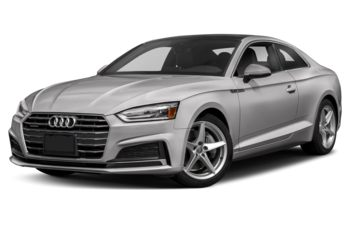 2018 Audi A5 - Florett Silver Metallic