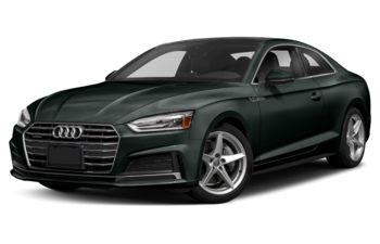 2018 Audi A5 - Gotland Green Metallic