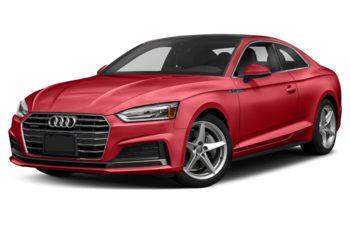 2018 Audi A5 - Tango Red Metallic