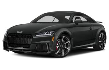 2018 Audi TT RS - Mythos Black Metallic