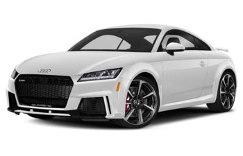 2018 Audi TT RS - Glacier White Metallic