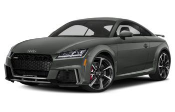 2018 Audi TT RS - Daytona Grey Pearl Effect