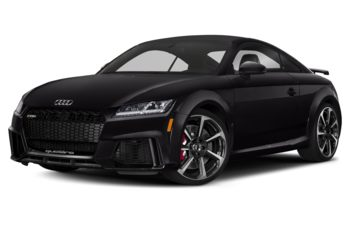 2018 Audi TT RS - Panther Black Crystal Effect