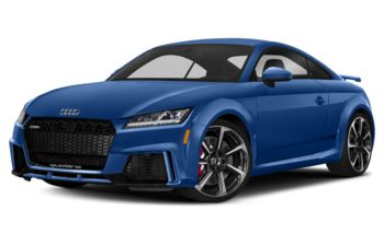 2018 Audi TT RS - Ara Blue Crystal Effect
