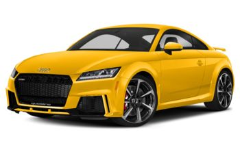 2018 Audi TT RS - Vegas Yellow