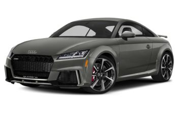 2018 Audi TT RS - Nardo Grey