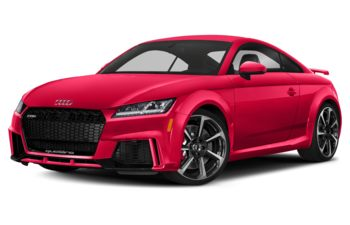 2018 Audi TT RS - Catalunya Red Metallic