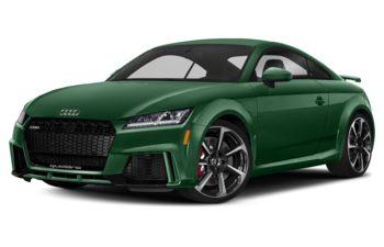 2019 Audi TT RS - Kyalami Green Metallic