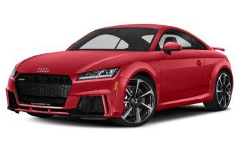 2019 Audi TT RS - Tango Red Metallic