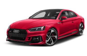 2019 Audi RS 5 - Misano Red Pearl
