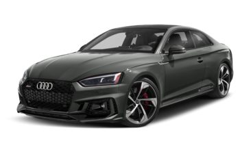 2019 Audi RS 5 - Daytona Grey Pearl