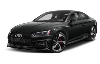2019 Audi RS 5 - Mythos Black Metallic
