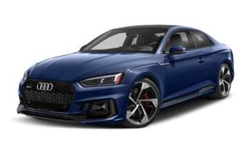 2019 Audi RS 5 - Navarra Blue Metallic