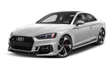 2019 Audi RS 5 - Glacier White Metallic