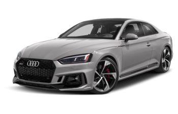 2018 Audi RS 5 - Florett Silver Metallic