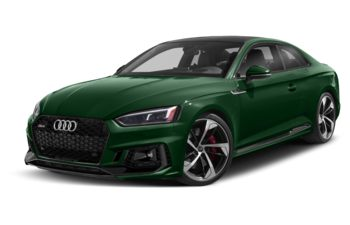2019 Audi RS 5 - Sonoma Green Metallic