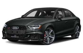 2018 Audi RS 3 - Mythos Black Metallic