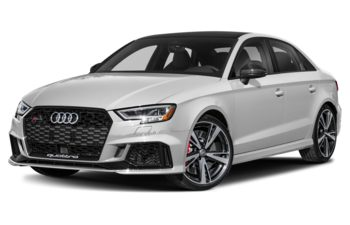 2018 Audi RS 3 - Glacier White Metallic
