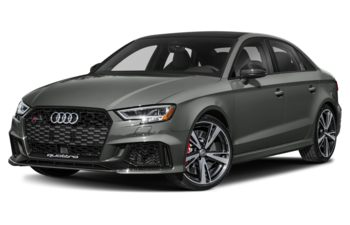 2018 Audi RS 3 - Daytona Grey Pearl Effect