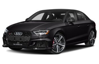 2018 Audi RS 3 - Panther Black Crystal Effect