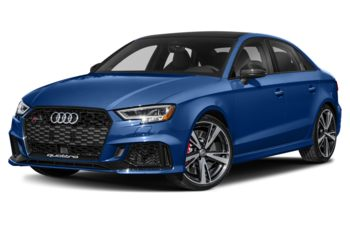 2019 Audi RS 3 - Ara Blue Crystal Effect