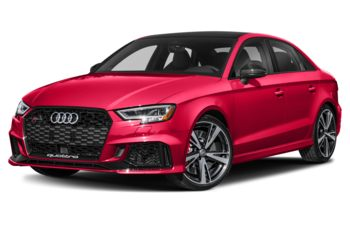 2018 Audi RS 3 - Catalunya Red Metallic