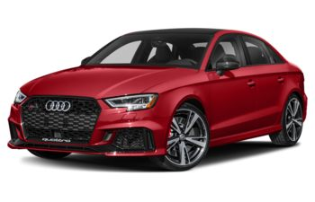 2019 Audi RS 3 - Tango Red Metallic