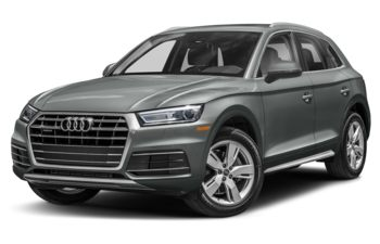 2018 Audi Q5 - Monsoon Grey Metallic
