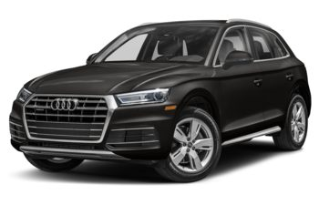 2018 Audi Q5 - Mythos Black Metallic