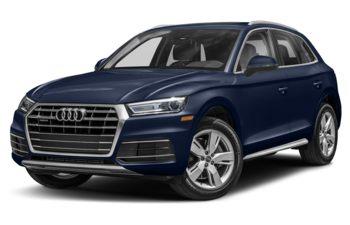 2019 Audi Q5 - Navarra Blue Metallic