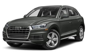 2019 Audi Q5 - Daytona Grey Pearl