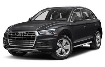 2018 Audi Q5 - Manhattan Grey Metallic