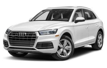 2020 Audi Q5 - Ibis White