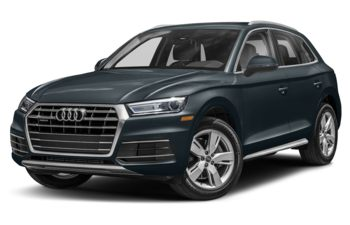 2018 Audi Q5 - Moonlight Blue Metallic