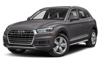 2019 Audi Q5 - Quantum Grey
