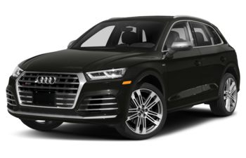 2018 Audi SQ5 - Mythos Black Metallic