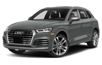 2018 Audi SQ5 - Monsoon Grey Metallic