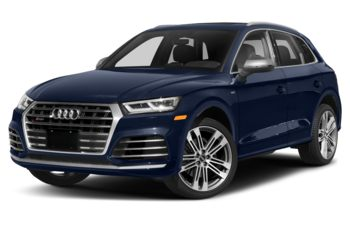 2019 Audi SQ5 - Navarra Blue Metallic
