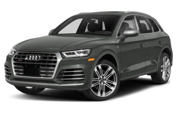 2020 Audi SQ5 - Daytona Grey Pearl Effect