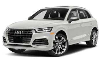 2018 Audi SQ5 - Ibis White