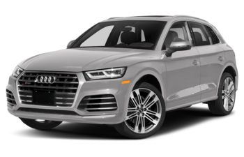 2019 Audi SQ5 - Florett Silver Metallic