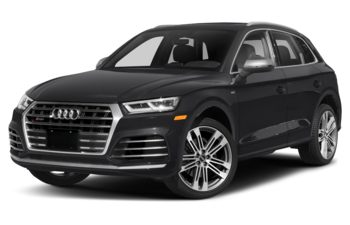 2018 Audi SQ5 - Manhattan Grey Metallic