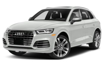 2018 Audi SQ5 - Tofana White Crystal Effect