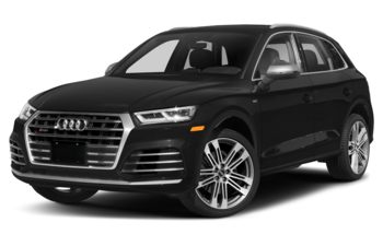2018 Audi SQ5 - Panther Black Crystal Effect