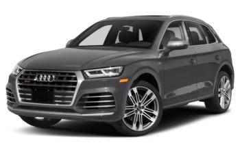 2021 Audi SQ5 - Quantum Grey