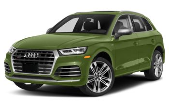 2021 Audi SQ5 - District Green Metallic