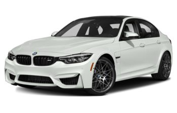 2018 BMW M3 - Alpine White