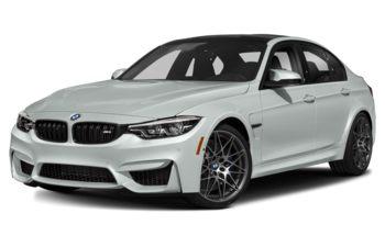 2018 BMW M3 - Silverstone Metallic