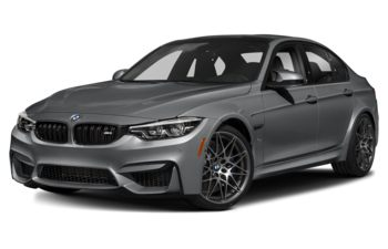 2018 BMW M3 - Mineral Grey Metallic